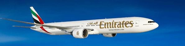 emirates-vliegtuig